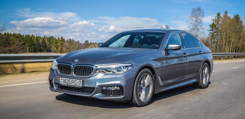 BMW 5-series (G30)