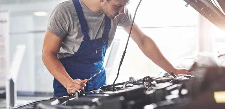 MINI Power Steering Pump Repair