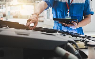 Mercedes AirMatic System Repair