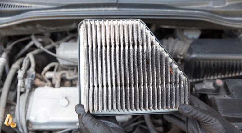 MINI Air Filter Issue Check