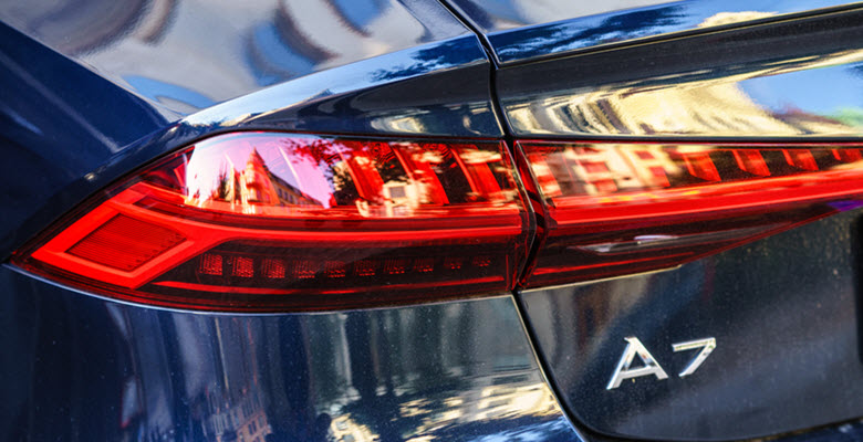 Audi A7 Tail Light