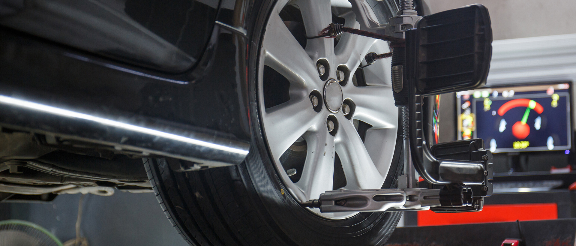 German Auto Wheel Alignment Service