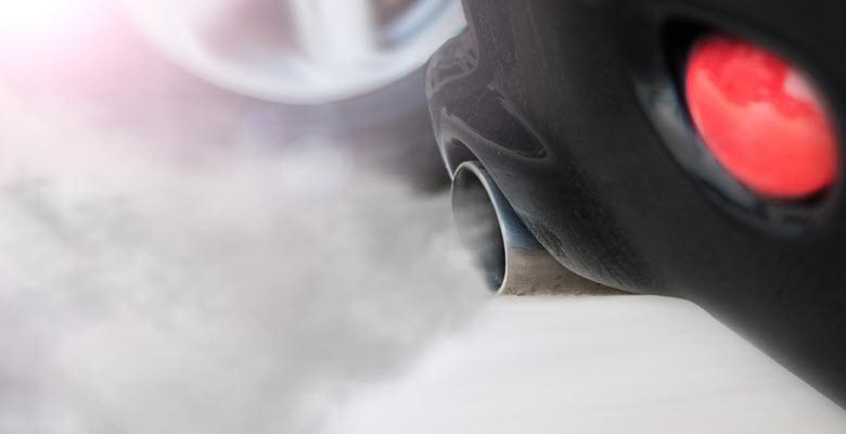 Porsche Dark Smoke Emissions