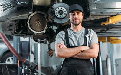 MINI Front Radiator Support Damage Fix