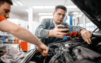 Audi Engine Repair