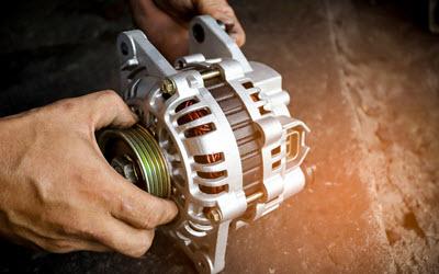 Audi Alternator Repair