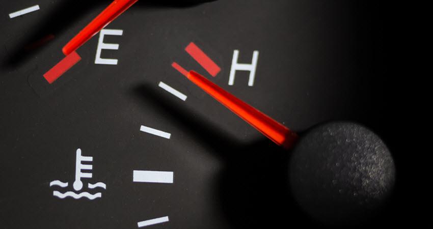 Volkswagen High Engine Temperature