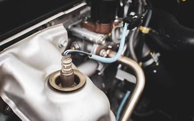 Porsche O2 Sensor Inspection