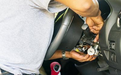 Mercedes Ignition Key Repair